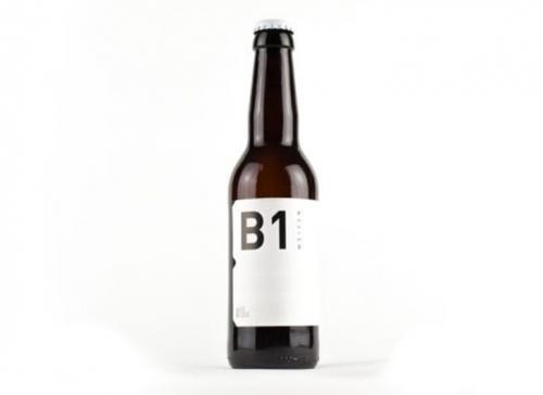 Berging B1 Weizen fles á 0,33 liter
