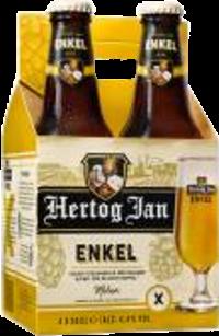 Hertog Jan Enkel set van 4 flesjes á 0,30 liter