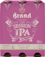 Brand Session IPA 6 x 0,33 l