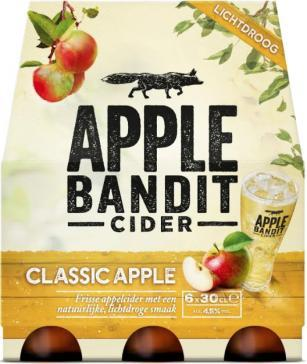 Apple Bandit Classis Apple 6x30 cl