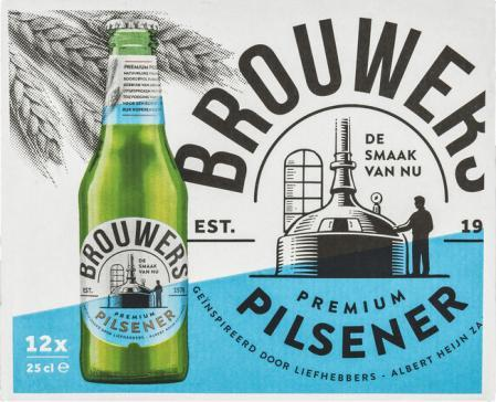 Brouwers 12x25cl