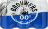 Brouwers 0.0 6x33cl