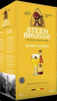 Steenbrugge Blond 4-pack flesjes 0,33l