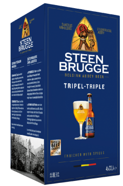 Steenbrugge Tripel 4-pack 0,33l