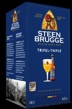 Steenbrugge Tripel 4-pack 0,33l