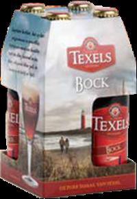 Texels Bock 4pack met flesjes van 30cl