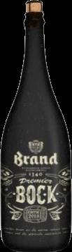 Brand Premier Bock 2018 fles van 75cl