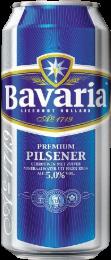 Bavaria blik van 44cl