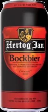 Hertog Jan Bockbier halve liter blik