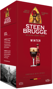 Steenbrugge Winter