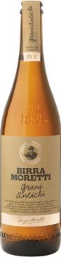 Birra Moretti Grani Antichi fles