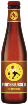 Maneblusser Herfstbok flesje van 33cl