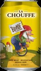 La Chouffe blikje van 33cl