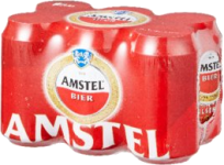 Amstel sixpack