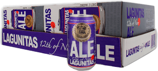Lagunitas 12th of Never Ale doos met 24 blikjes á 0,355 liter