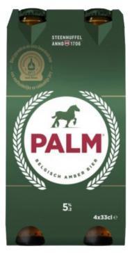 Palm Spéciale set van 4 flesjes á 0,33 liter