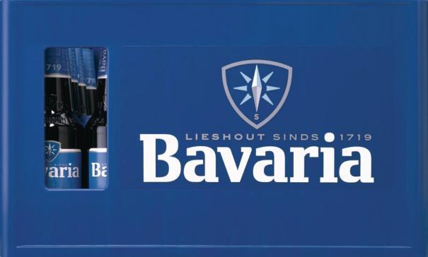 Bavaria krat van 24 flesjes á 0,30 liter