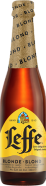 Leffe Blond fles á 0,33 liter