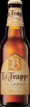 La Trappe blond fles van 30cl