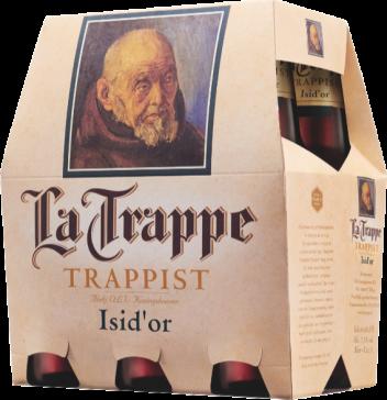 La Trappe Isid'or set van 6 flesjes á 0,30 liter