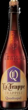 La Trappe Quadrupel fles van 0,75 liter