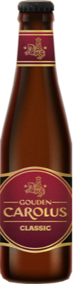 gouden carolus classic fles 0,33 liter