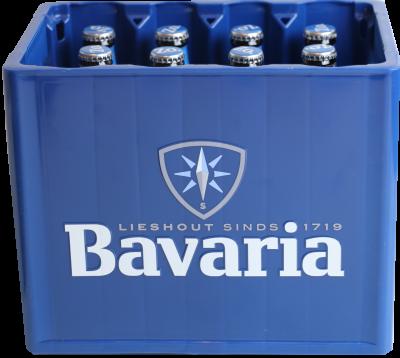 Bavaria krat van 12 flesjes á 0,30 liter