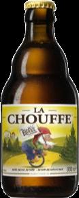 La Chouffe flesje á 0,33 liter