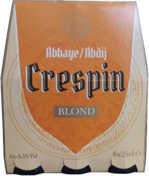 Crespin blond Sixpack