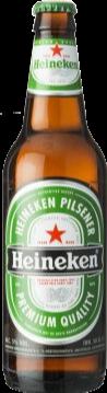 Heineken fles van 50 cl