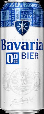 Bavaria 0.0% blik van 0,50 liter