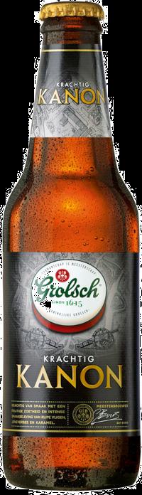 Grolsch Kanon flesje á 0,30 liter