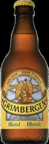 Grimbergen Blond fles á 0,33 liter