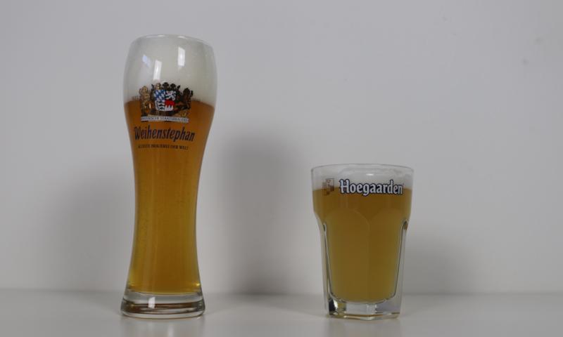 hoeveel water zit er in bier